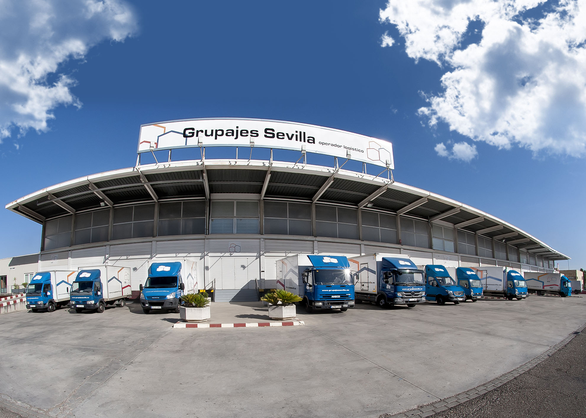 Grupajes sevilla gs operador log stico for Oficina virtual sevilla